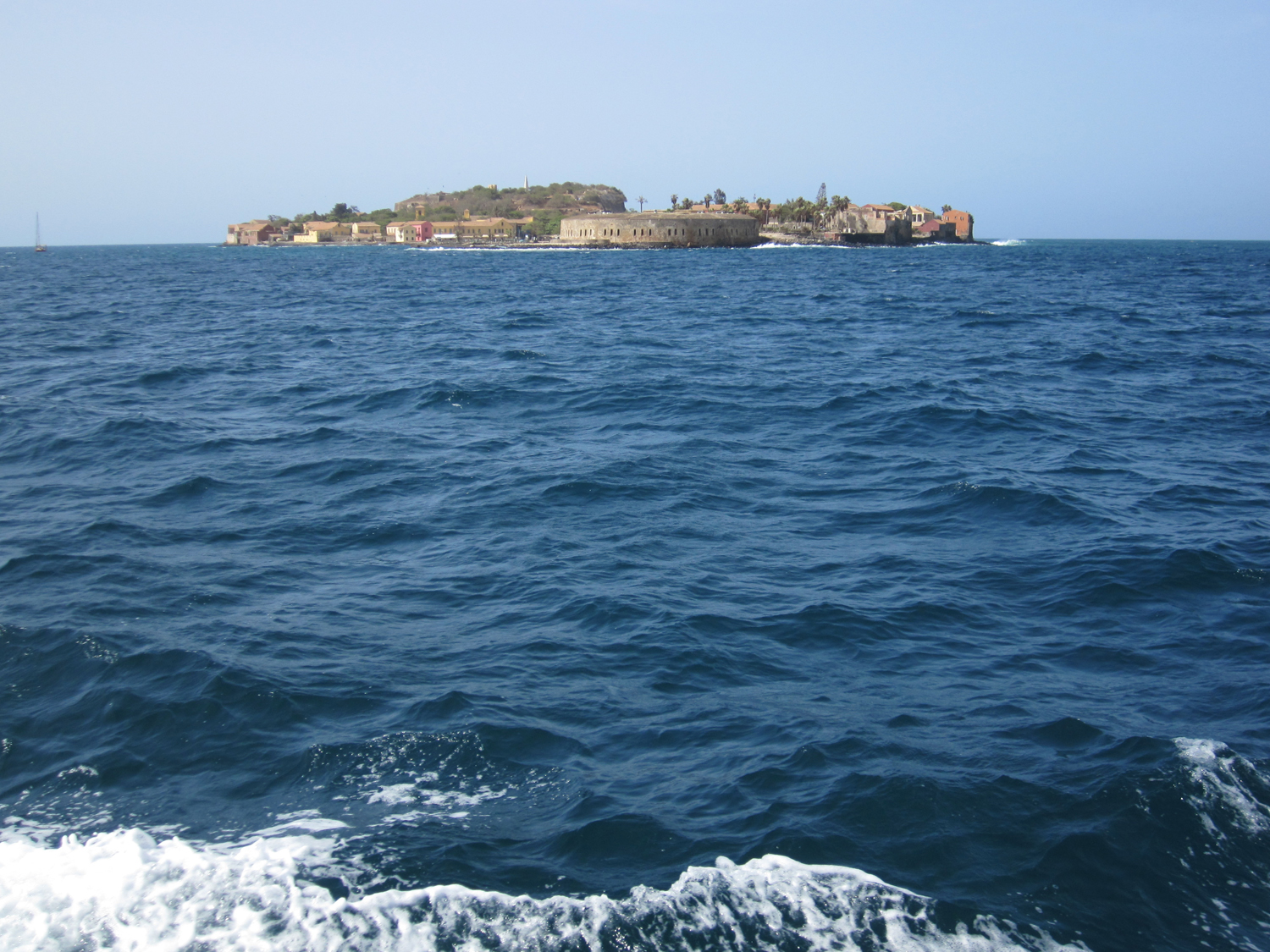 Goree Island Dakar Senegal