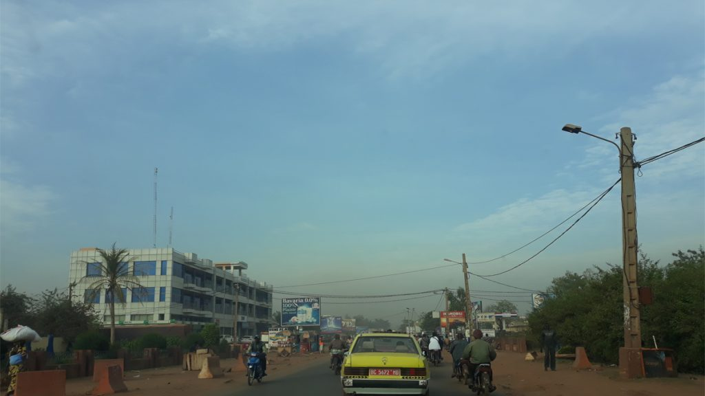 Bamako Mali by BamakoBlues
